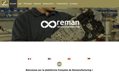 Plateforme franc aise de remanufacturing
