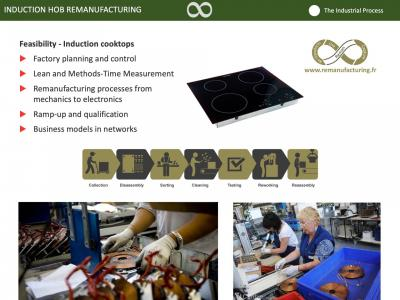 Reman induction industrial process